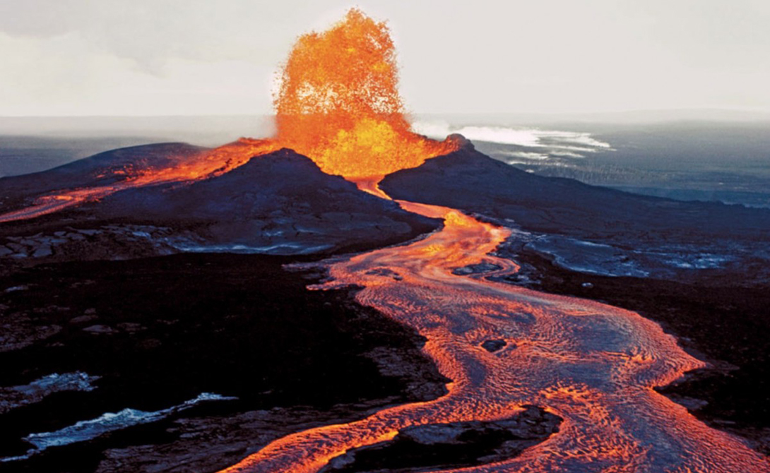 Чудеса геологии нашей планеты
