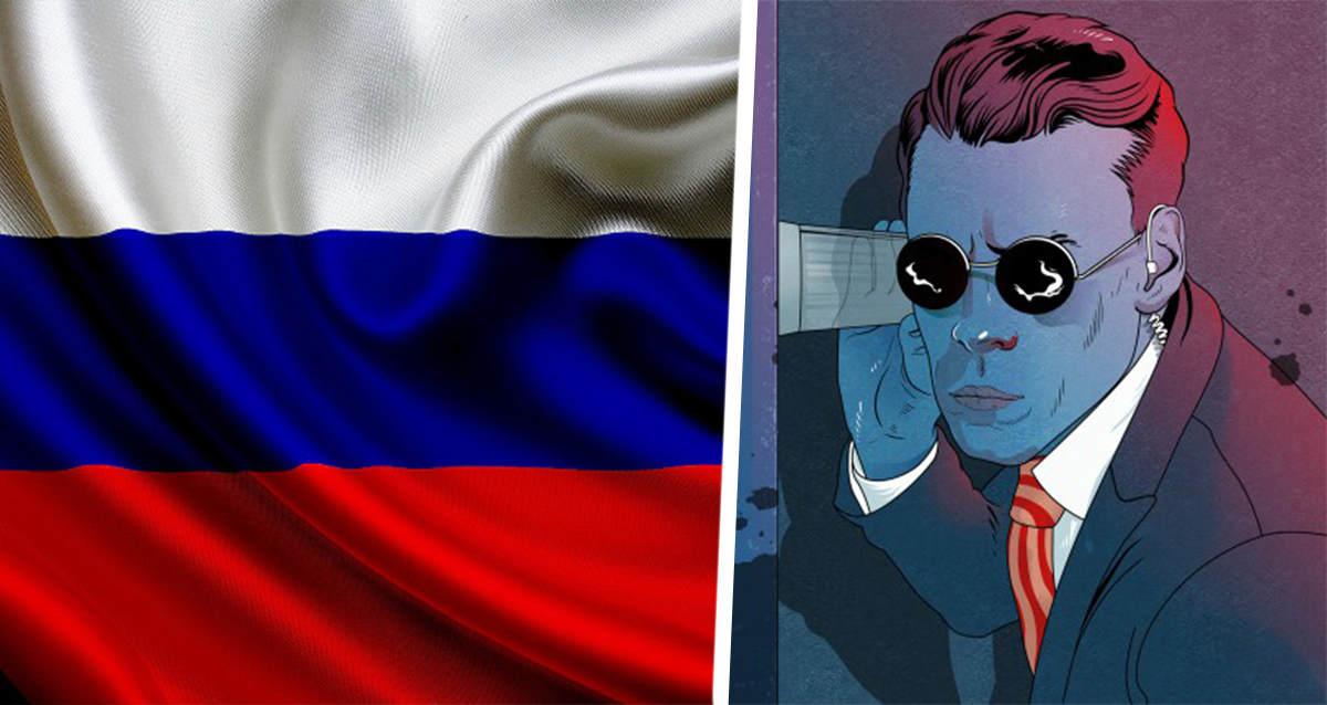 Иностранец заинтересовался русским, но ему не верят. Ведь только шпион может так хорошо знать незнакомый язык