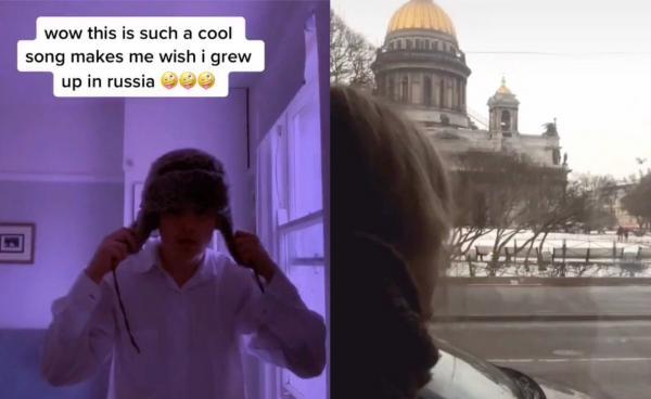 Американцы снимают видео о том, как мечтают переехать в Россию. Но белорусов такие мечты явно слегка задели