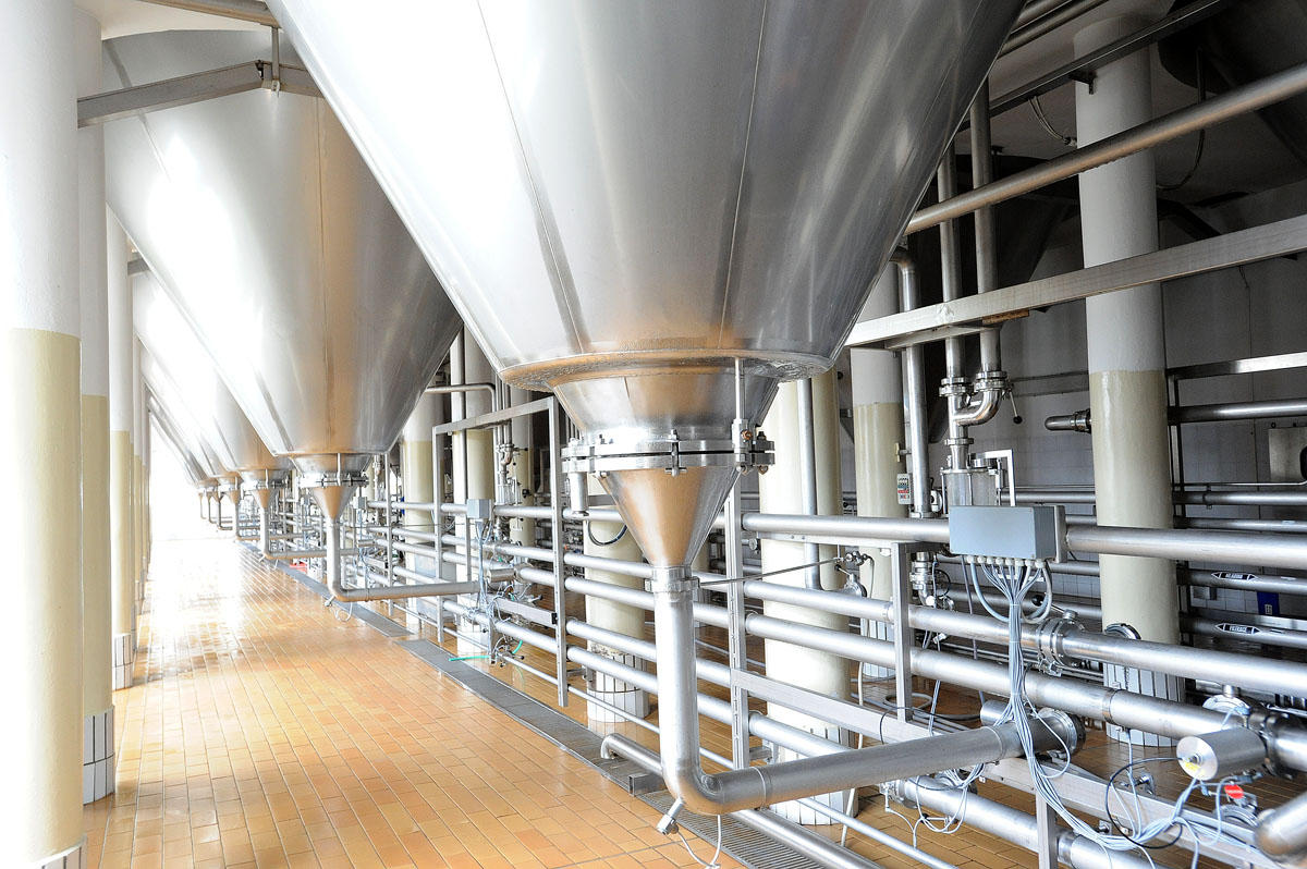 Как варят самое питкое пиво в мире
