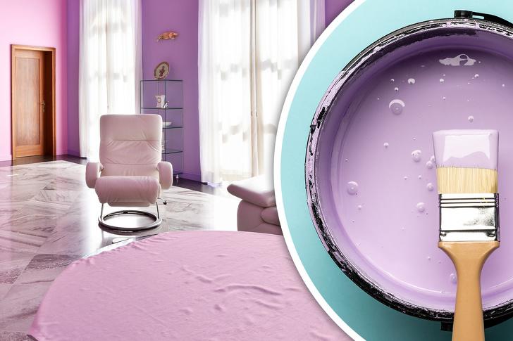 Самые подходящие цвета для разных комнат в доме