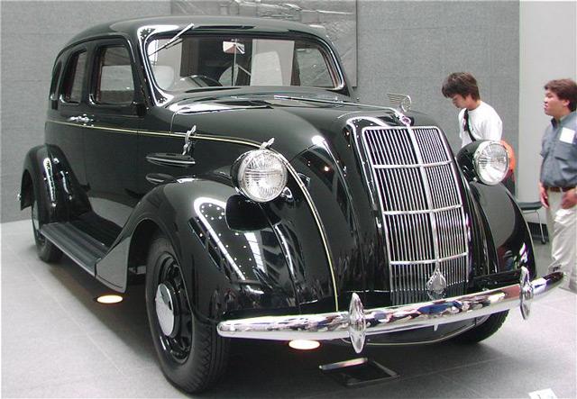 Автомобиль Toyoda A1