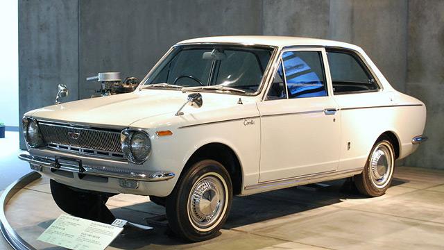Автомобиль Toyota Corolla 1966