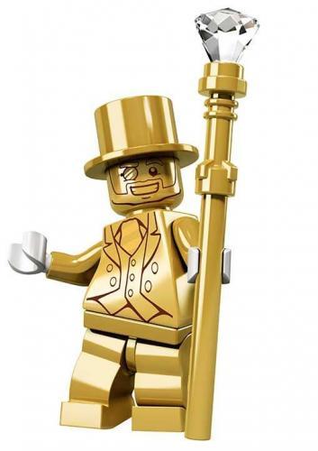 Мужчина купил набор Lego по дешёвке и озолотился. Внутри его ждал персонаж,
