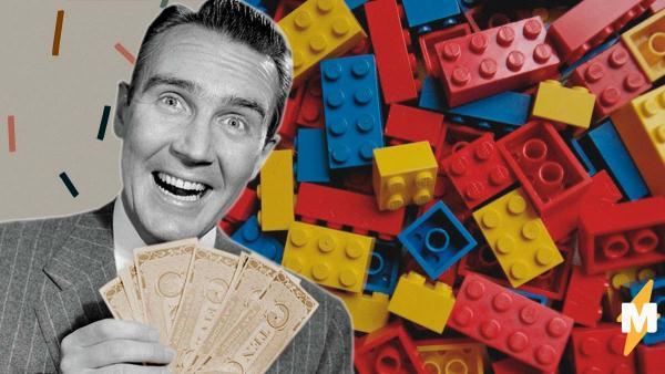 Мужчина дёшево купил набор Lego и озолотился. Внутри его ждала фигурка, которую знают все, но видели единицы