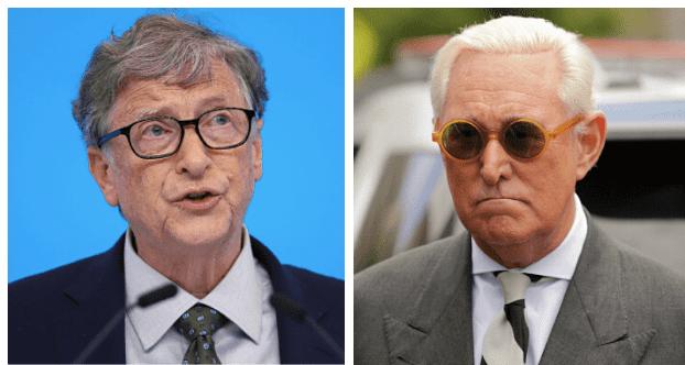 Стоун обвиняет Гейтса
