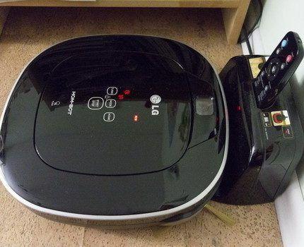 Роботы-пылесосы LG: ТОП лучших моделей, их преимущества и недостатки + отзывы о бренде